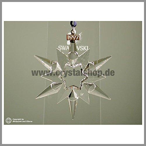 Swarovski 1997 Christmas Star Ornament