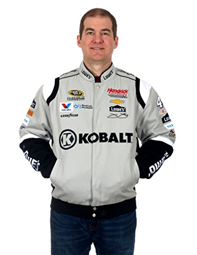 Jimmie Johnson Kobalt Tools NASCAR Jacket (Medium)