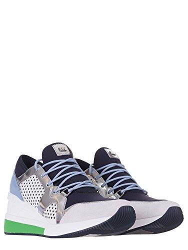 Michael Kors Sneakers Pour Femmes, Talon Interne, Multicolore