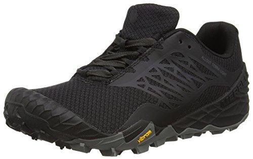 Merrell All Out Terra Light - Zapatillas de running Hombre Negro (Black)