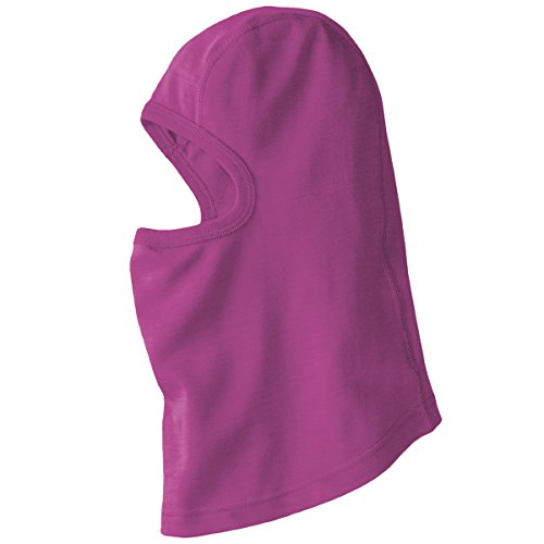 Minus33 Merino Wool Clothing Unisex Midweight Wool Balaclava, Radiant Violet, One Size by Minus33 Merino Wool (Image #4)