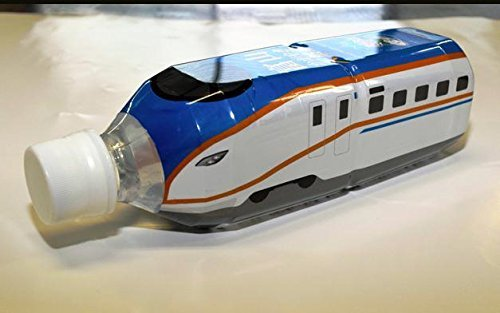 ''Toyama shine natural water'' 500mlX24 this bullet train design by Toyama shine natural water