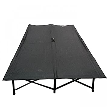 Charlies Outdoor Leisure Quick Double Folding Camping Bed: Amazon