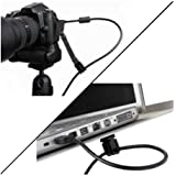 Tether Tools JerkStopper Tether- ing Camera Support + USB