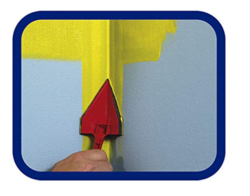 BEST DIRECT Paint Racer Rouleau Peinture Mousse avec R/éservoir Rechargeable Outil Peinture Angle Plafond Maison Murs Murale Int/érieurs Pinceaux Bricolage Sans Gouttes
