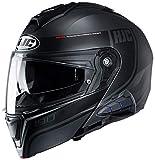 HJC i90 Modular Motorcycle Helmet With Sena 10B Bluetooth Headset Davan MC5SF 2X-Large