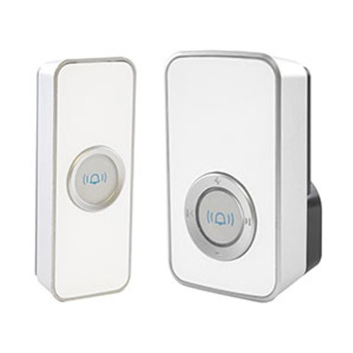 Lloytron B7505wh 32 Melody Mains Plug In Wireless Door