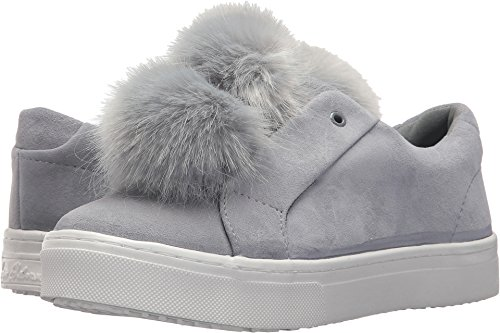 Sam Edelman Frauen Leya Fashion Sneaker Dusty Blue Wildleder