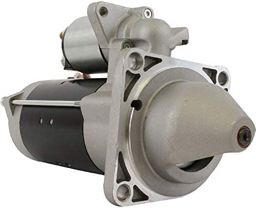 DB Electrical SBO0307 Starter Compatible With//Replacement For 24 Volt Bosch Iveco Aifo Benfra Fiat Allis 0-001-231-010 500325185 Benfra Backhoe Loader 8060 8061 8065 Allis FL5 FL5B FR7 FE12 FE16