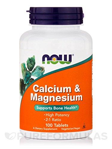 NOW Foods Calcium Magnesium Potency