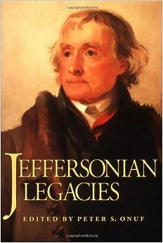 Book Jeffersonian Legacies (1993-04-29)