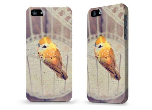 """Hülle / Case / Cover für iPhone 5 und 5s - """"Vogelfrei"""" von Marie-Luise Schmidt"""