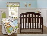 Garanimals Tribal Tales 3-Piece Crib Bedding Set