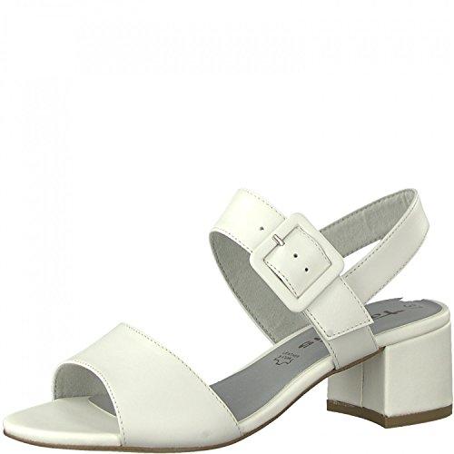 Tamaris 12801720 Noir - Chaussures Sandale Femme