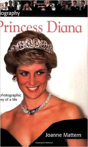 dk biography princess diana joanne mattern 0690472016144 amazon com books