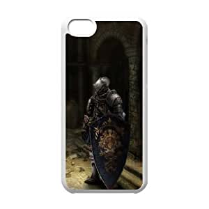 Dark Souls iPhone 5c Cell Phone Case White yyfD-316119