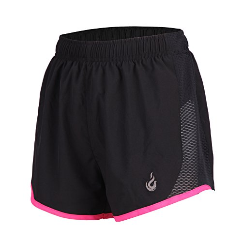 beroy Running Shorts For Women Lightweight Gym Shorts Training Workout Shorts With - Women's Running Liner With Shorts