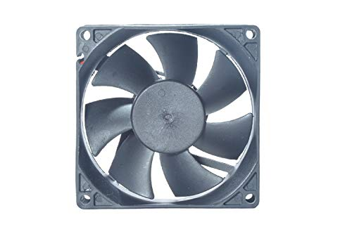 MAA-KU DC Axial Case Cooling Fan. Size : 3.15