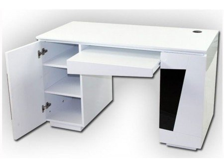 Bureau blanc design. affordable bureau blanc design civilwareco