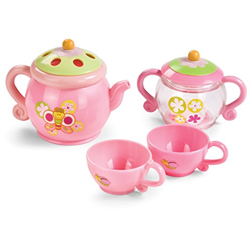 Summer Tub (Summer Infant Tub Time Tea Party Set, 4-Piece)