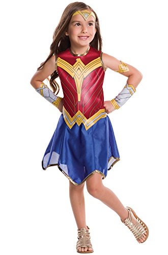 superman+costumes Products : Rubie's Costume Girls Justice League Wonder Costume