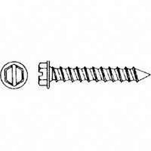 "Western States 77983 Masonry Tapping Screw 2-1//4/"""