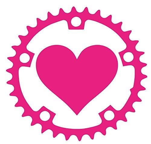 SixtyTwo24 Heart Bicycle Crank- 5