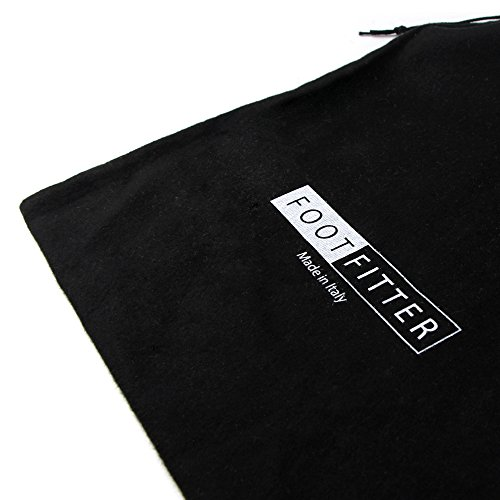 FootFitter Italian Flannel Cotton Shoe Bag, 10'' x 15'' - 4 Pack! by FootFitter (Image #2)