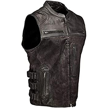 Speed and Strength TOUGH AS NAILS Black Vest