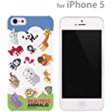 Beautiful Animal iPhone 5 Case (Zoo)