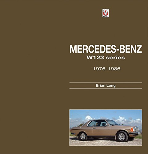 Mercedes-Benz W123 series: all models 1976 to 1986 for sale  Delivered anywhere in USA