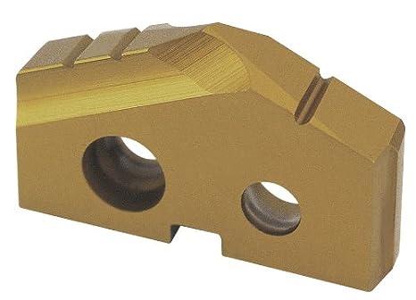 Pack of 2 YG-1 SF050 Cobalt Steel Flat Bottom Throw-Away Drilling Insert TiN Finish 9//16 Diameter