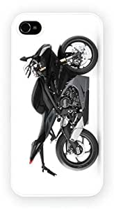 Triumph Daytona, iPhone 4 / 4S glossy cell phone case / skin