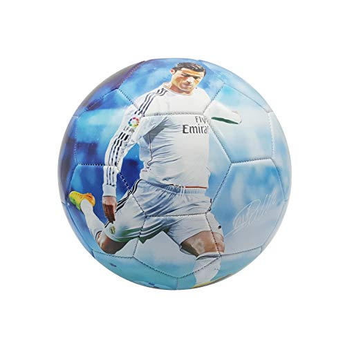 Superstar Soccer Ball FIFA Size 5 Best Gift for Soccer Training  a55bc53e6e742