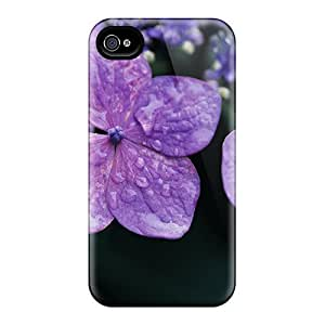Premium [uyocCbR6321wNRYZ]lilac Hydrangea Flower Case For Iphone 4/4s- Eco-friendly Packaging