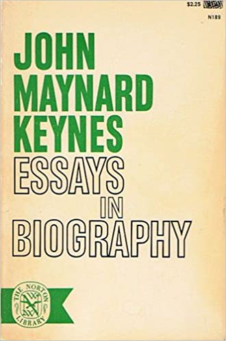 essays in biography j m keynes com books