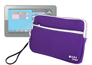 """DURAGADGET-Funda de protección, para Clust MPX4C07 tablet HD 7 """", Android 4,1 Jelly Bean, resistente al agua"""