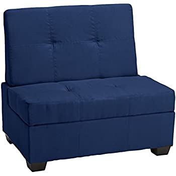 Amazon Com Epic Furnishings Butler Microfiber Upholstered