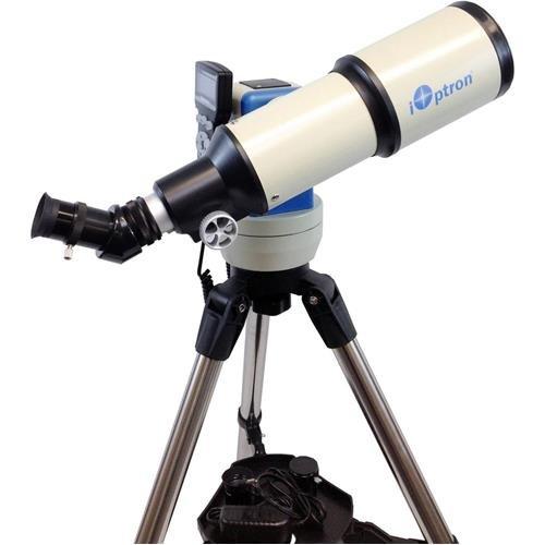 iOptron SmartStar-G-R80 8802B GPS Telescope (Astro Blue) by Smartstar