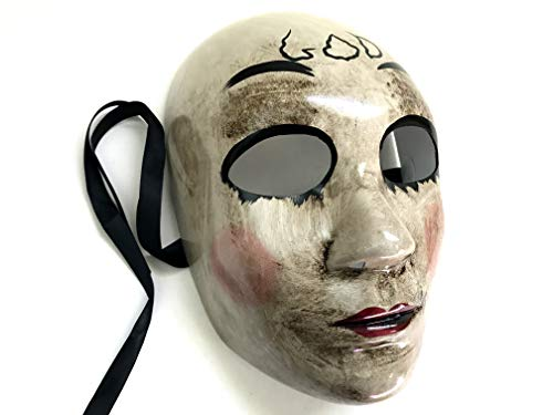 MasqStudio Anarchy Movie Horror The Purge GOD MASK Killer Halloween Costume -