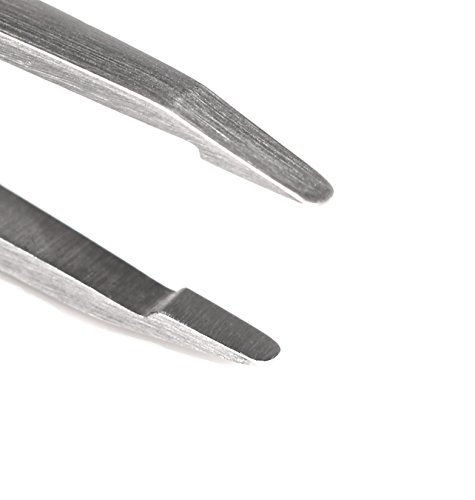 Buy round tip tweezers