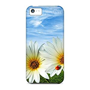 New Flowers Cases Compatible With Iphone 5c