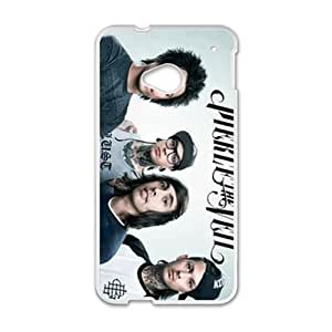 Happy Pierce The Veil Cell Phone Case for HTC One M7