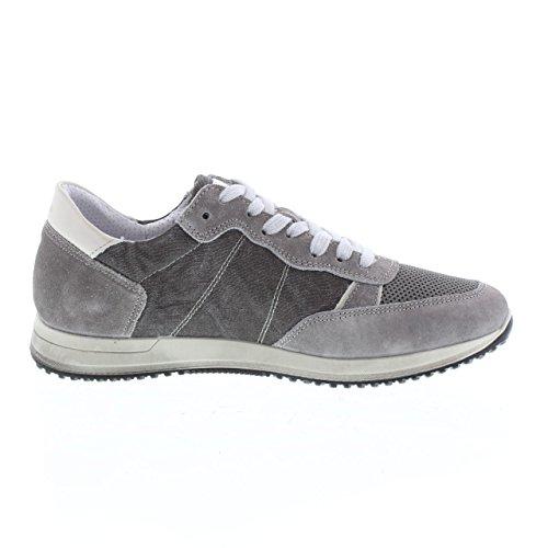 IGI&CO uomo sneakers base 56863/00 41 Grigio
