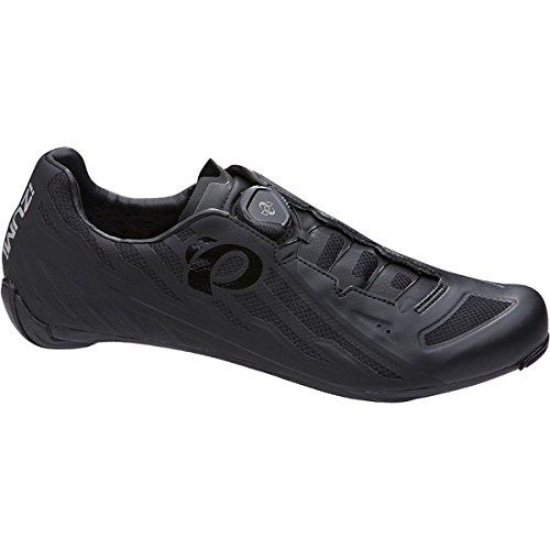 吹雪口ひげ移植(パールイズミ) Pearl Izumi Race Road V5 Cycling Shoe メンズ ロードバイクシューズBlack/Black [並行輸入品]