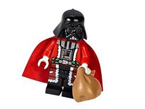 Darth Vader Santa Minifigure From Lego Star Wars Advent Calendar 2014