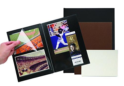 itoya-profolio-premium-album-2up-20-page-white