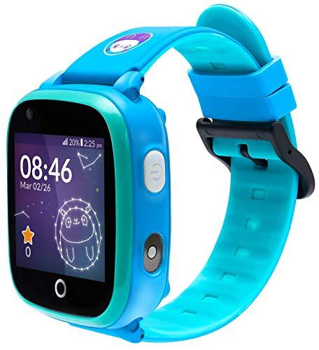 🥇 SoyMomo Space 4G Reloj con GPS para niños 4G – Reloj teléfono para niños – Smartwatch niños GPS – Reloj GPS Infantil Resistente al Agua IP67
