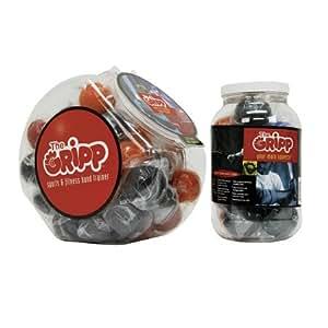 Hierro Guantes Gripp Ball - 40 Unidad Jar