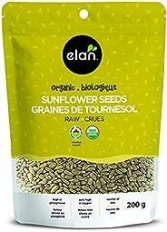 ELAN Organic Sunflower Seeds 200 Gram